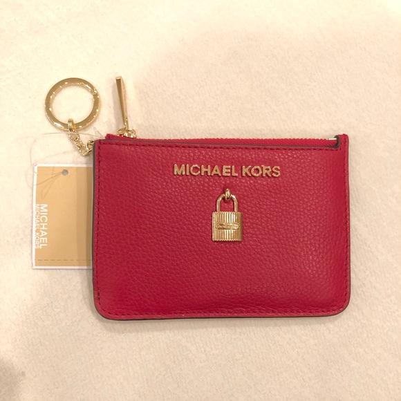 52e6daaf23e0 Michael Kors Bags | Adele Coin Pouch | Poshmark